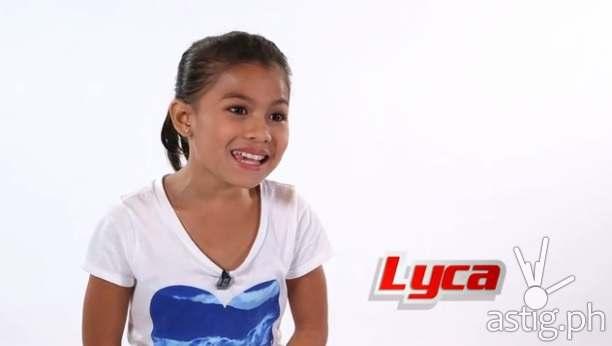 The Voice Kids Season 1 grand winner Lyca Gairanod