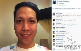 LOOK: Why did Vice Ganda remove his makeup?