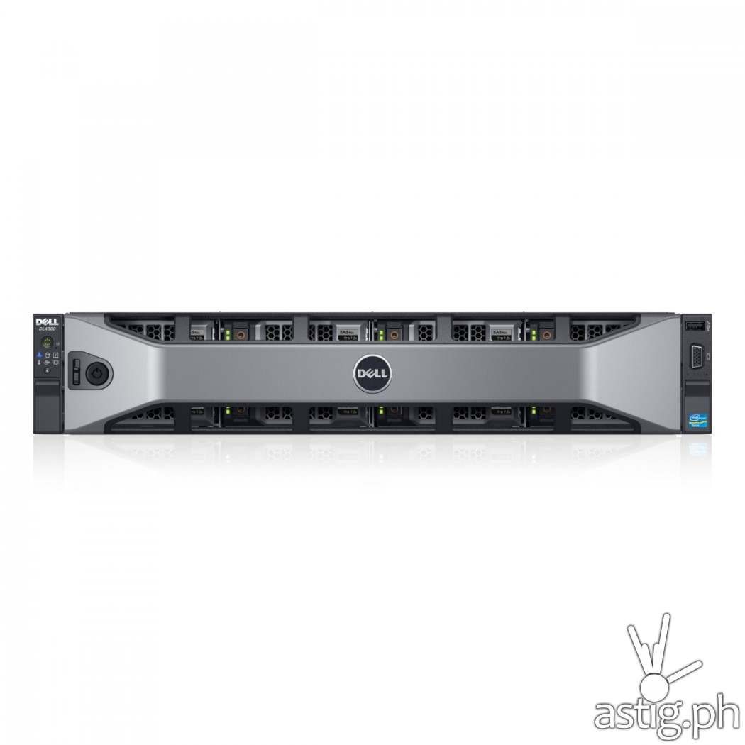 DL4300 Purpose Built Backup Appliance