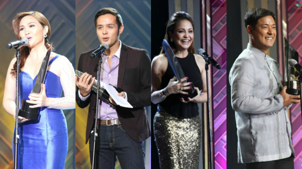 38th Gawad Urian Award winners