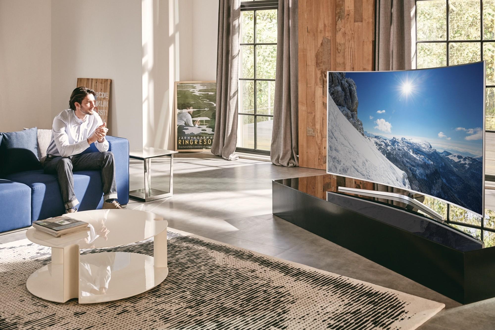 SUHD TV J9500