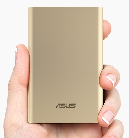 Asus Zenpower 10050mah Powerbank Gold (PHP 795)
