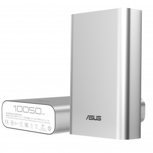 Asus Zenpower 10050mah Powerbank Silver (PHP 795)