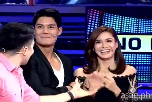 Daniel Matsunaga and Erich Gonzales are now a couple