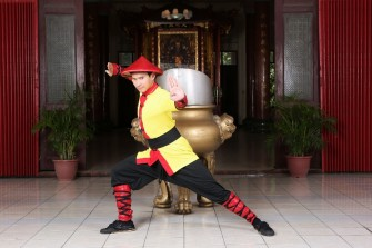 Enchong Dee's past to be unraveled this Sunday on 'My Kung Fu Chinito