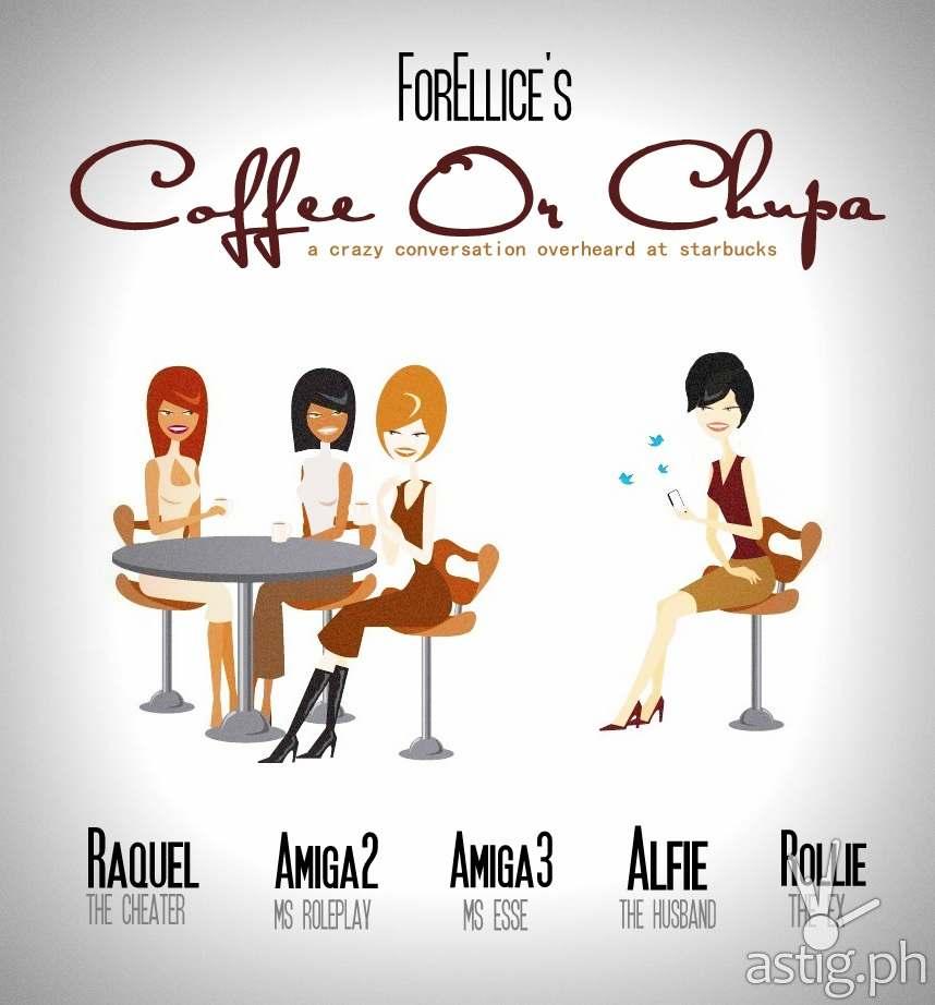 ForEllice's Coffee Or Chupa (WalangMagawa/Reddit)