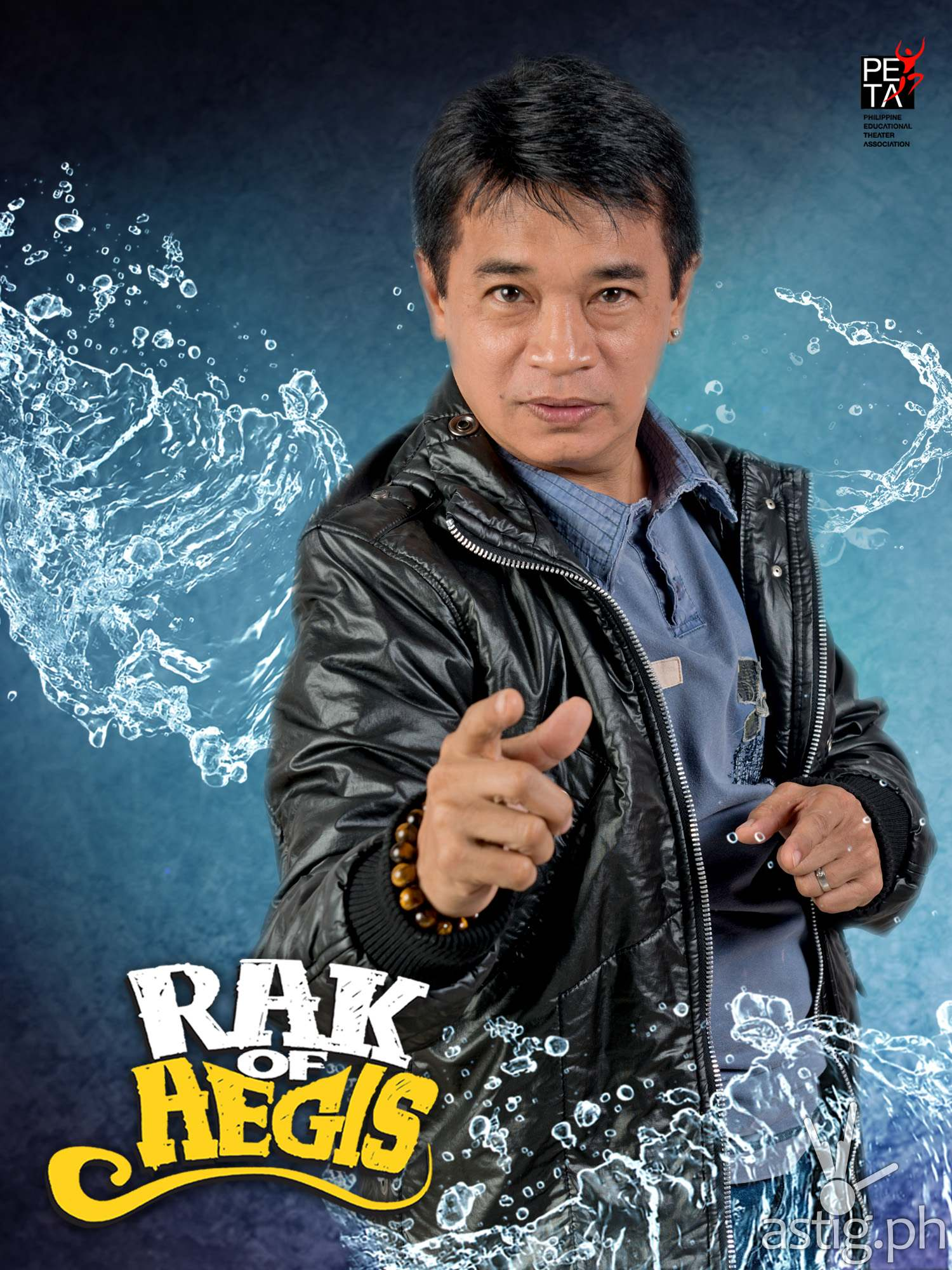 "Renz Verano replaces Robert Seña as ""Kiel"" in PETA's Rak of Aegis"