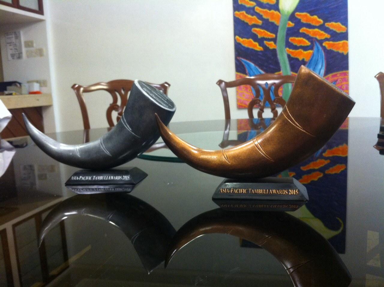 The Silver and Bronze Tambuli of PasaHero