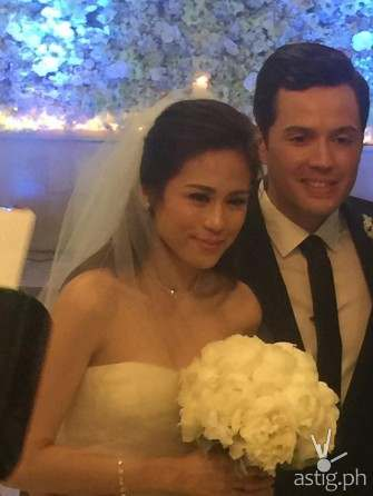 Paul Soriano + Toni Gonzaga wedding photos