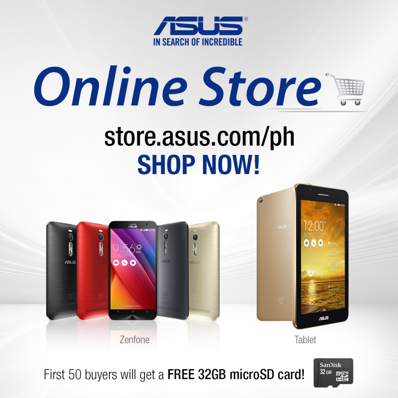 ASUS Online Store Philippines