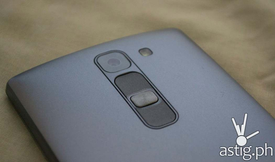 LG Magna's power button and volume looks just like the LG G4