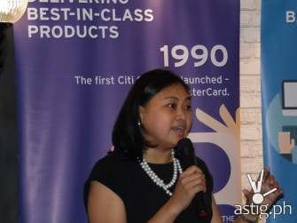 Ms. Aneth Ng Lim - Director Public Affairs and Corporate Citizenship
