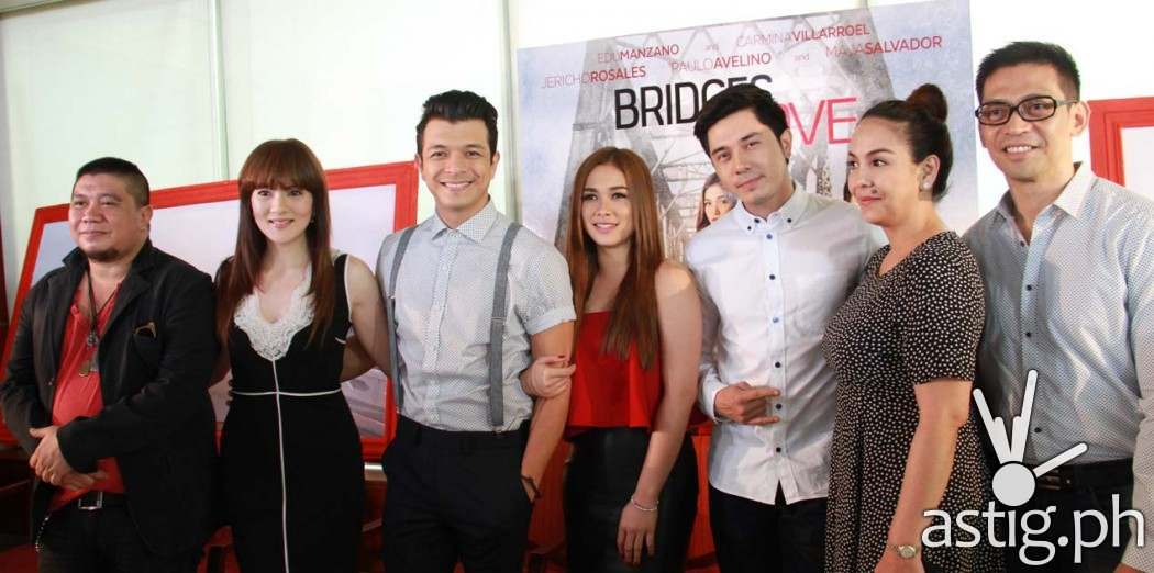 Bridges of Love cast
