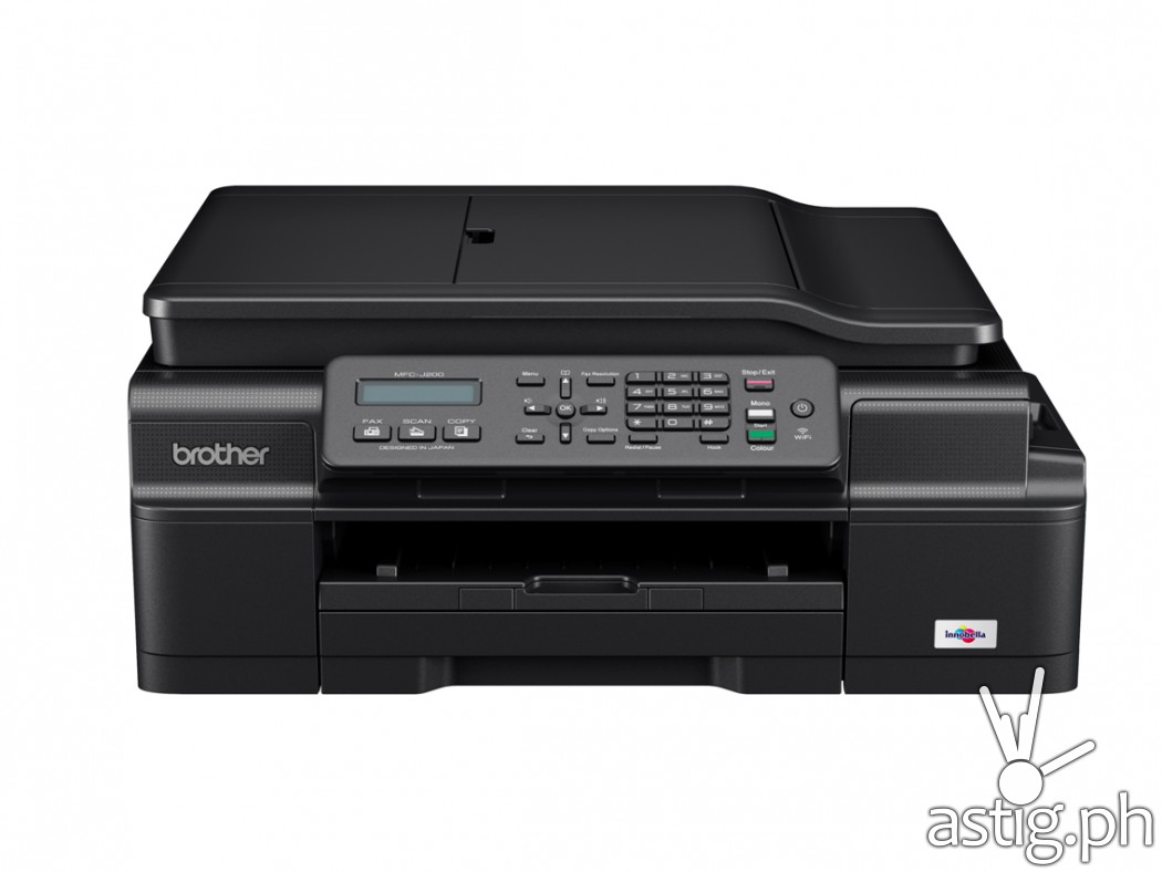 Brother Inkjet Printer MFC-J200