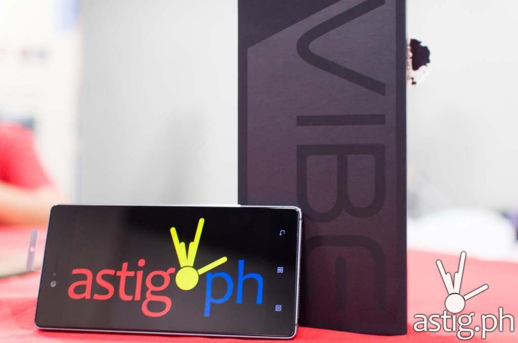 Lenovo VIBE Shot review unboxing [video] | ASTIG PH