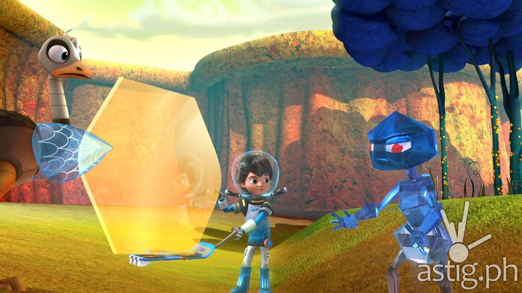 Dsiney Junior Miles From Tomorrowland