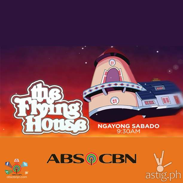 Flying House ABS-CBN
