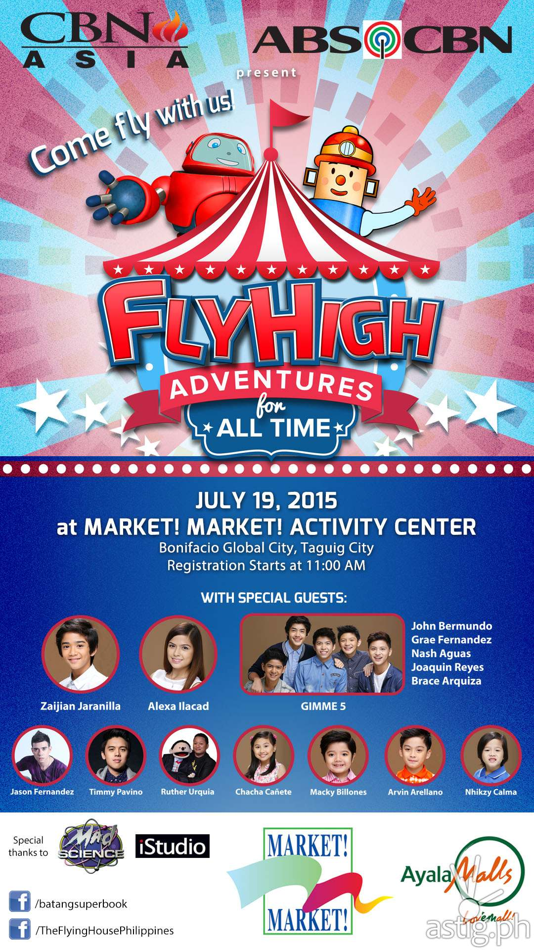 Fly High Adventure-Market Market 1080x1920 pixels