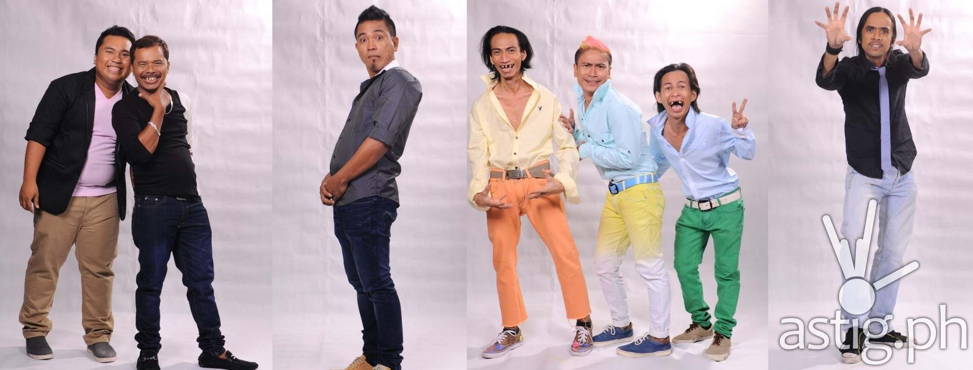 It's Showtime FUNNY ONE Final Four---Crazy Duo, Gibis Alejandrino, No Direction, Ryan Rems Sarita