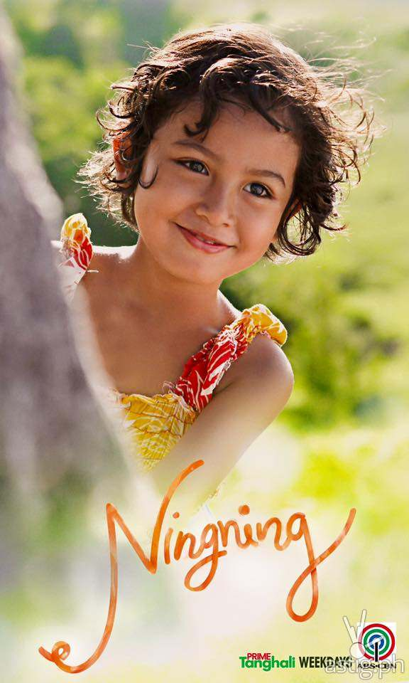 Jana Agoncillo is 'Ningning'