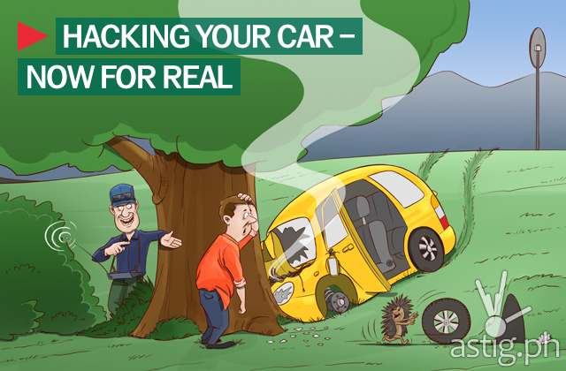 Connected Car Hacking Kaspersky Labs