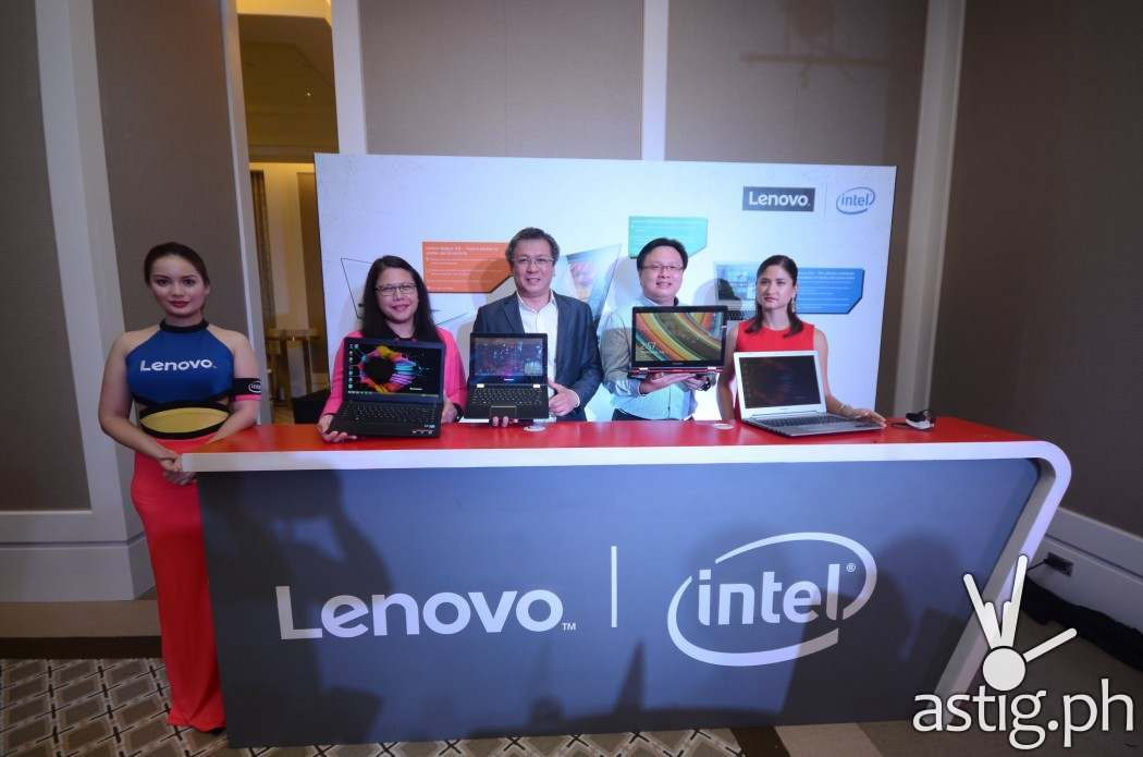 Lenovo 500 media launch