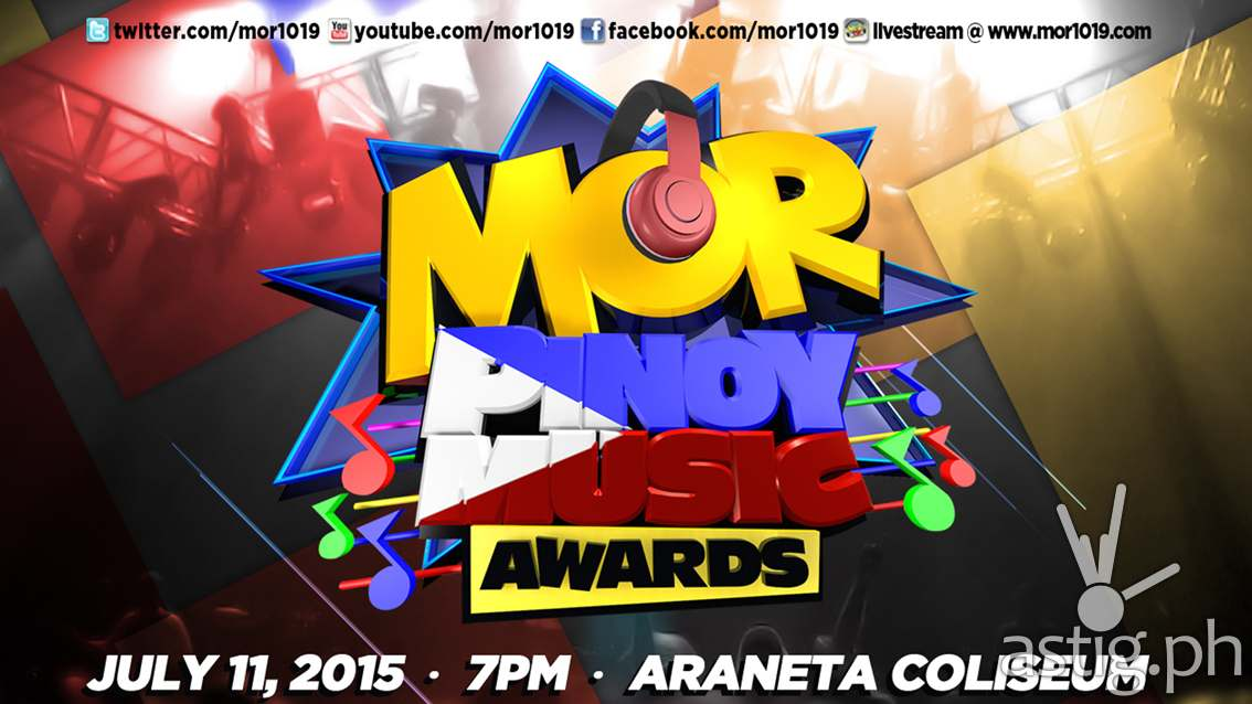 MOR PINOY MUSIC AWARDS LOGO
