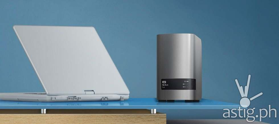 WD My Book® Duo 12 TB