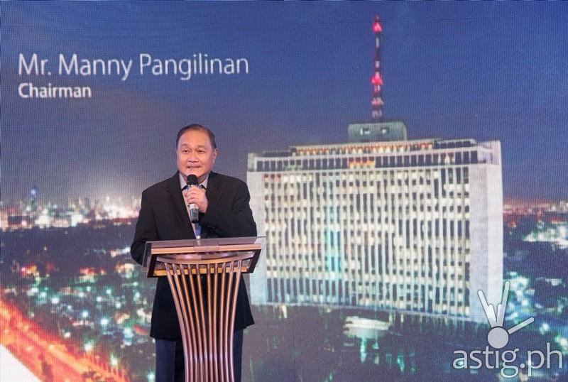 Meralco Chairman Manny V. Pangilinan