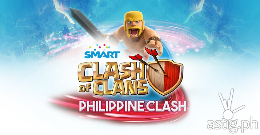 Philippine Clash 2015 Smart Communications