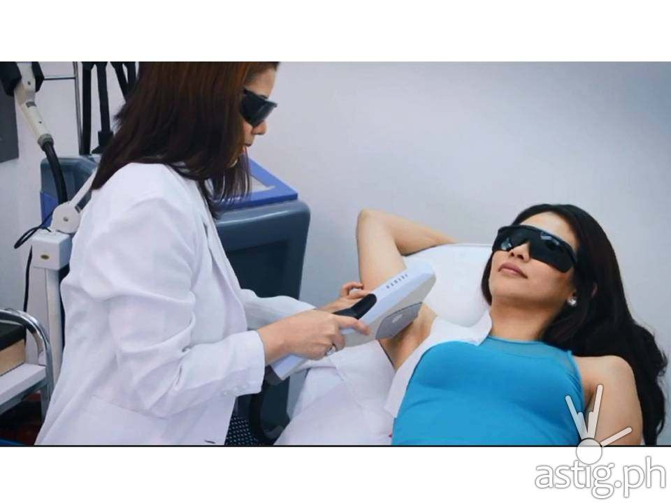 Dermclinic laser hair removal