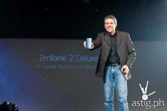 ASUS Zenfone 2 Deluxe, Selfie, Laser, & Max unveiled at ZenFestival Manila