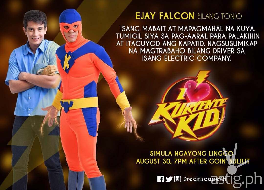 Ejay Falcon as Tonio