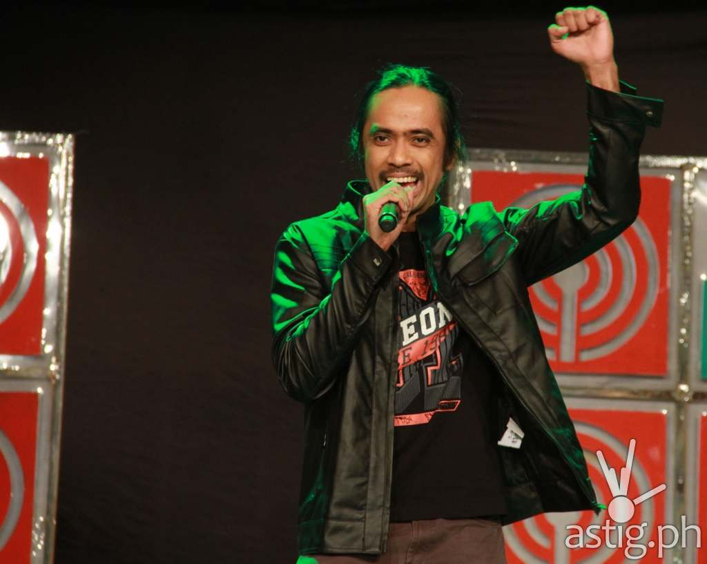 Funny One grand winner Ryan Rems Sarita
