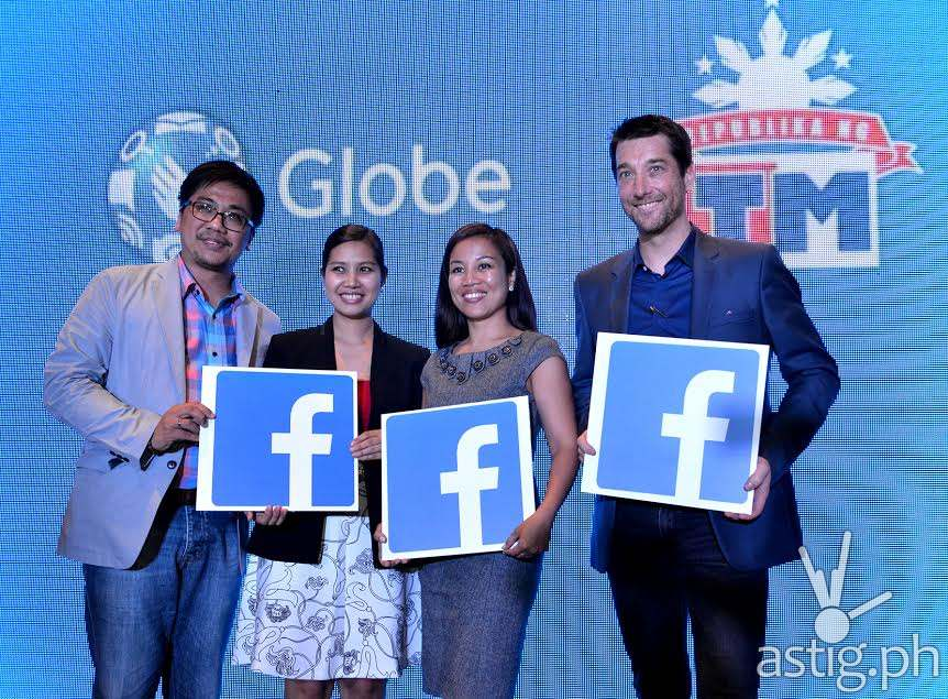 Globe Telecom free Facebook and Viber