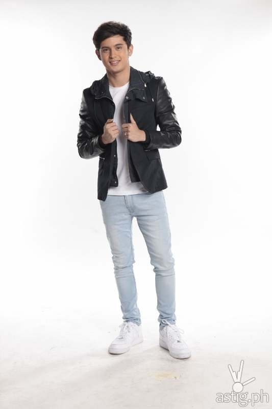 James Reid as Clark - On The Wings of Love