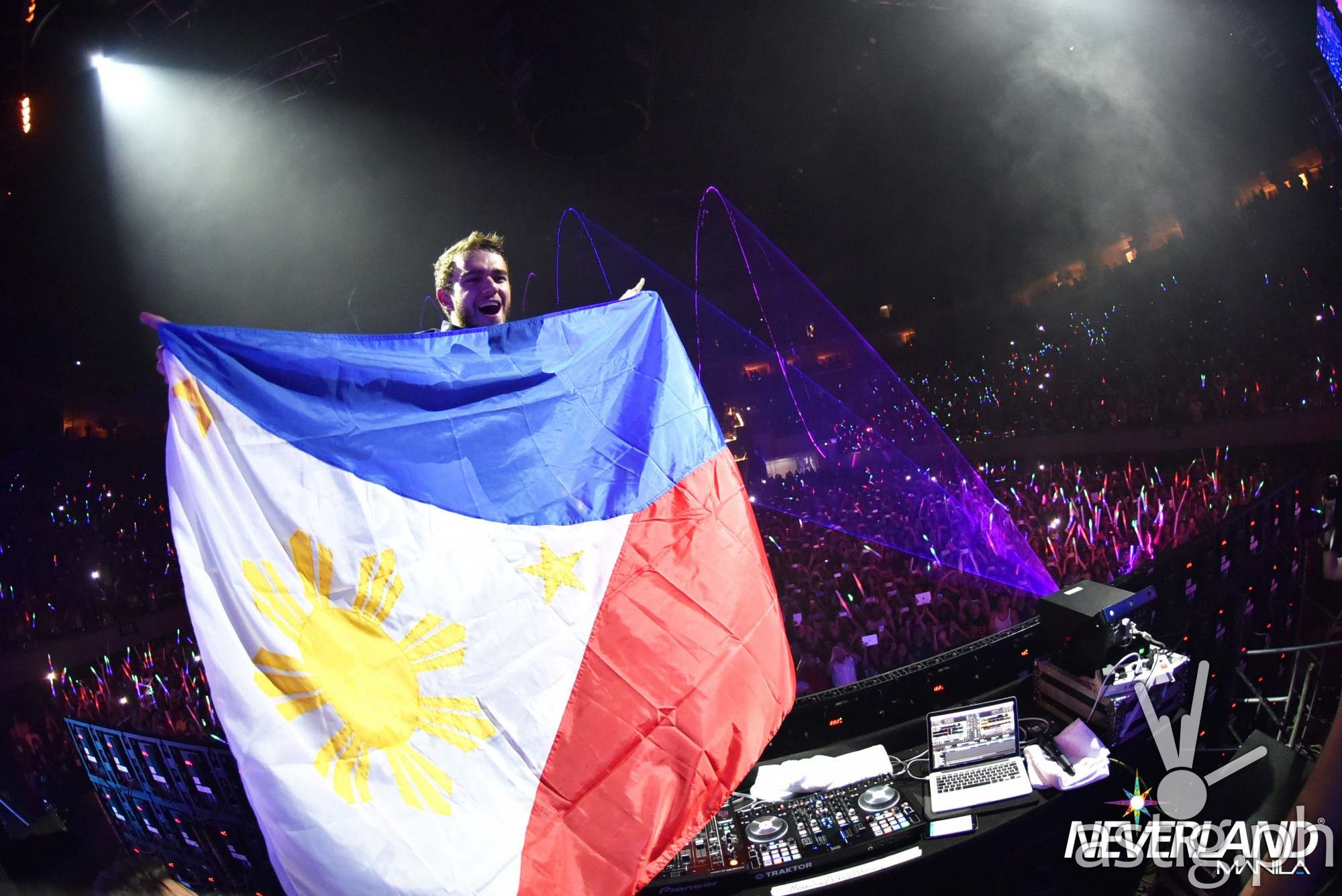 Neverland Manila Presents: Zedd True Colors (photo: Daniel Tan Photography)