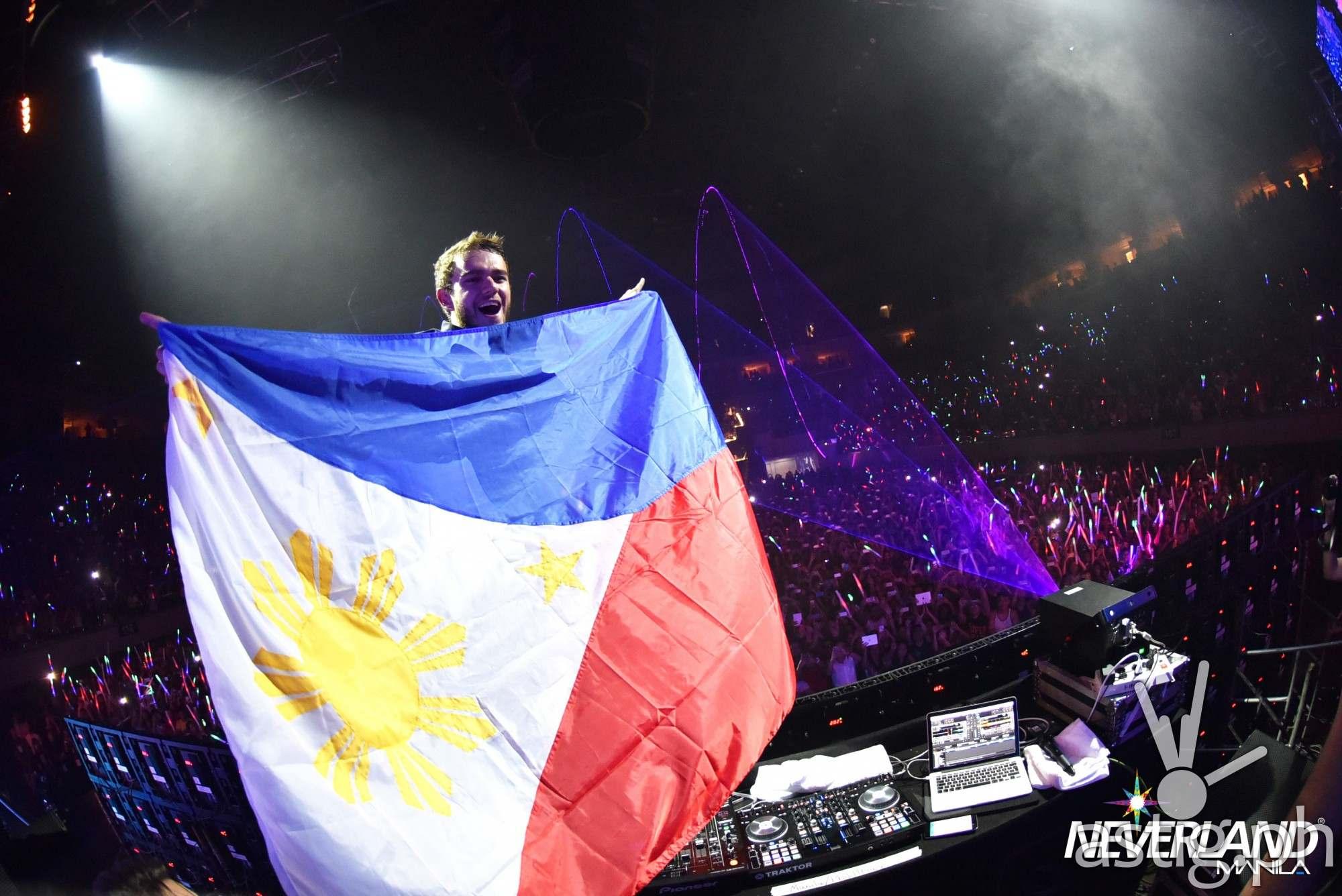 Neverland Manila Presents: Zedd True Colors (photo: Daniel Tan Photography)