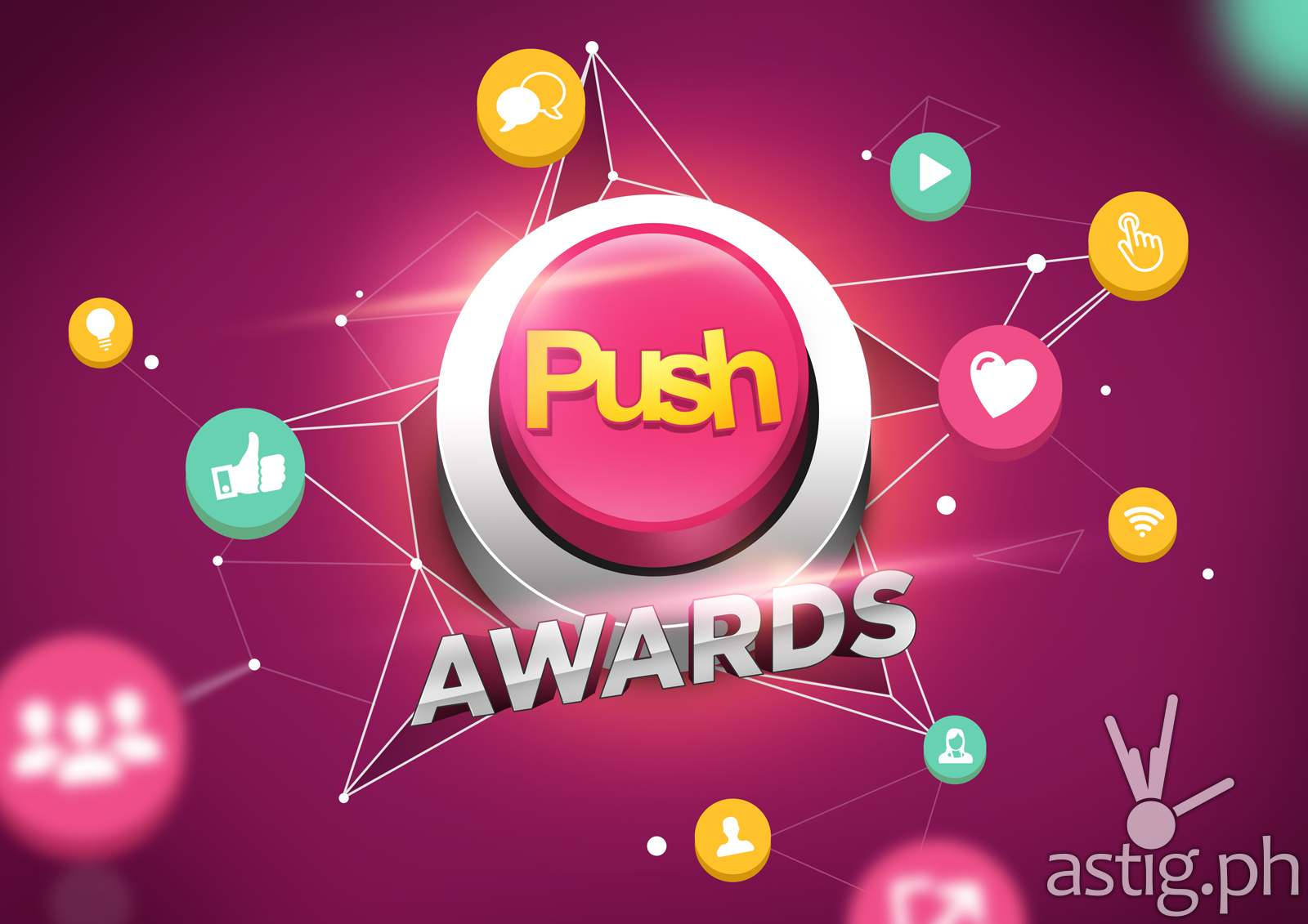 PUSH Awards logo
