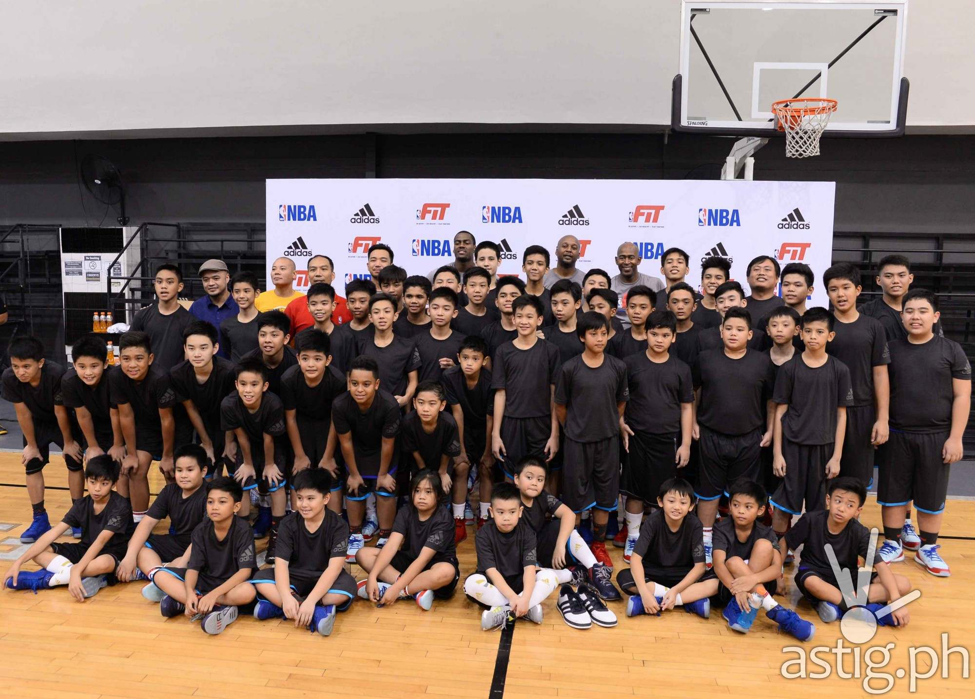 adidas basketball camp 2015