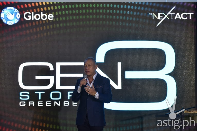 The launch was formally opened with warm welcoming remarks by Globe President and CEO Ernest Cu