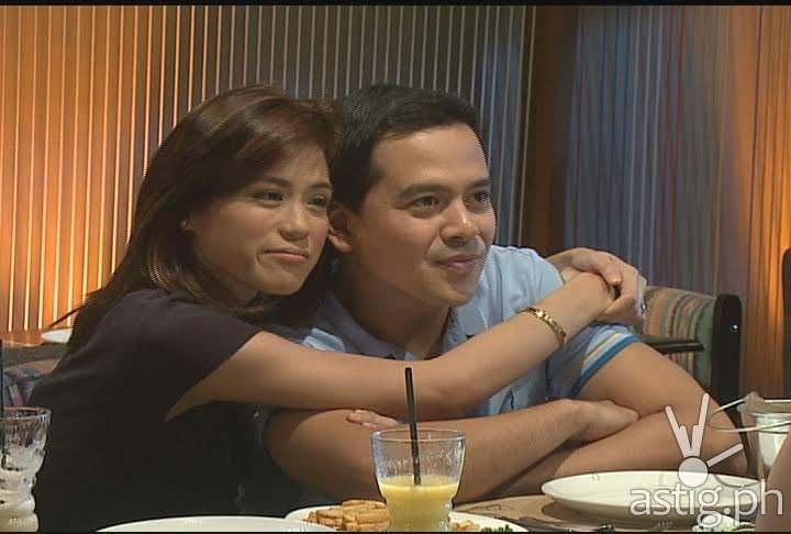 Toni Gonzaga and John Lloyd Cruz in Home Sweetie Home