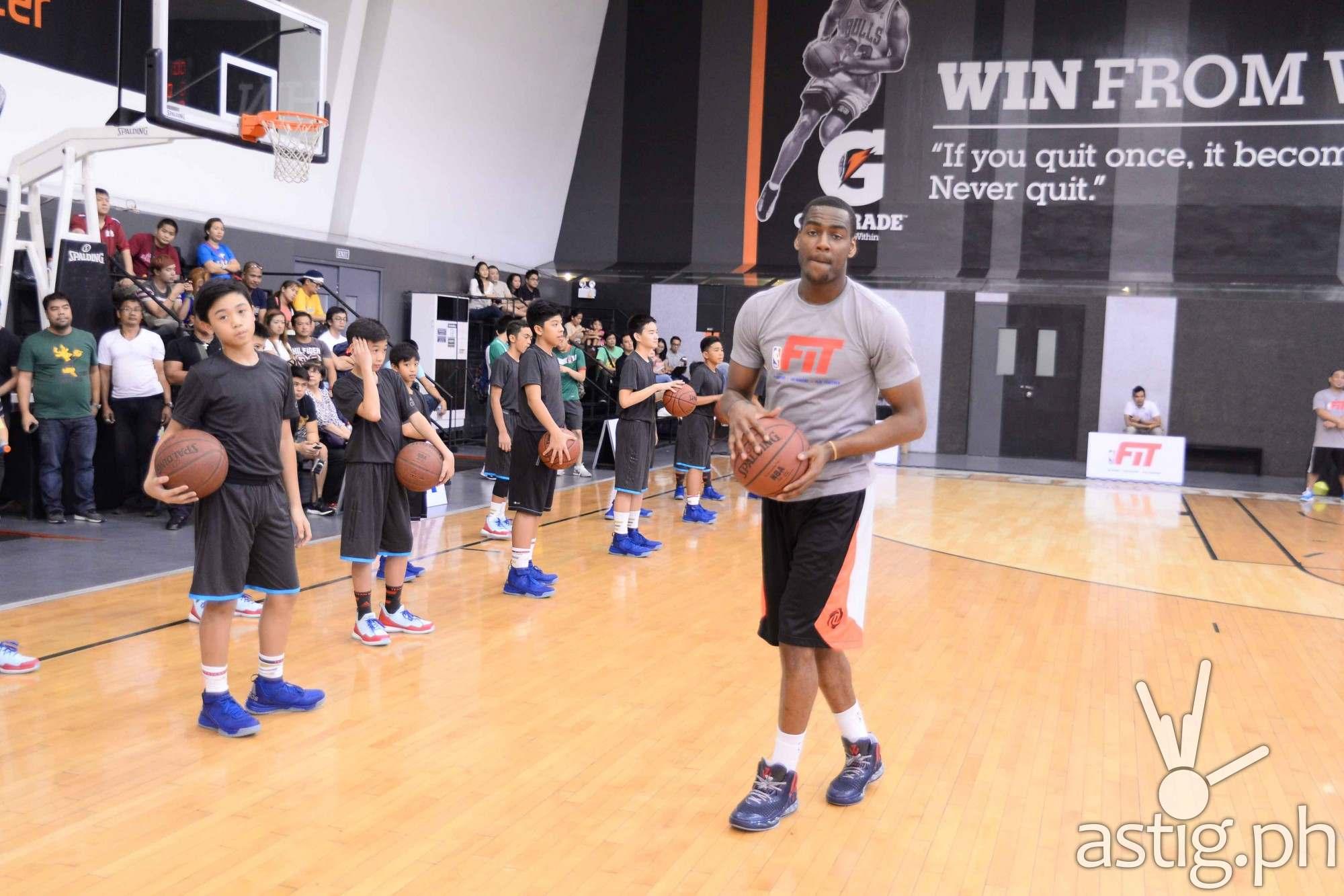 adidas nation basketball camp
