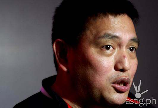 Philippine Azkals manager Dan Palami (photo: Brosi Gonzales)