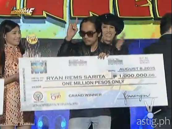ryan rems wins funny one