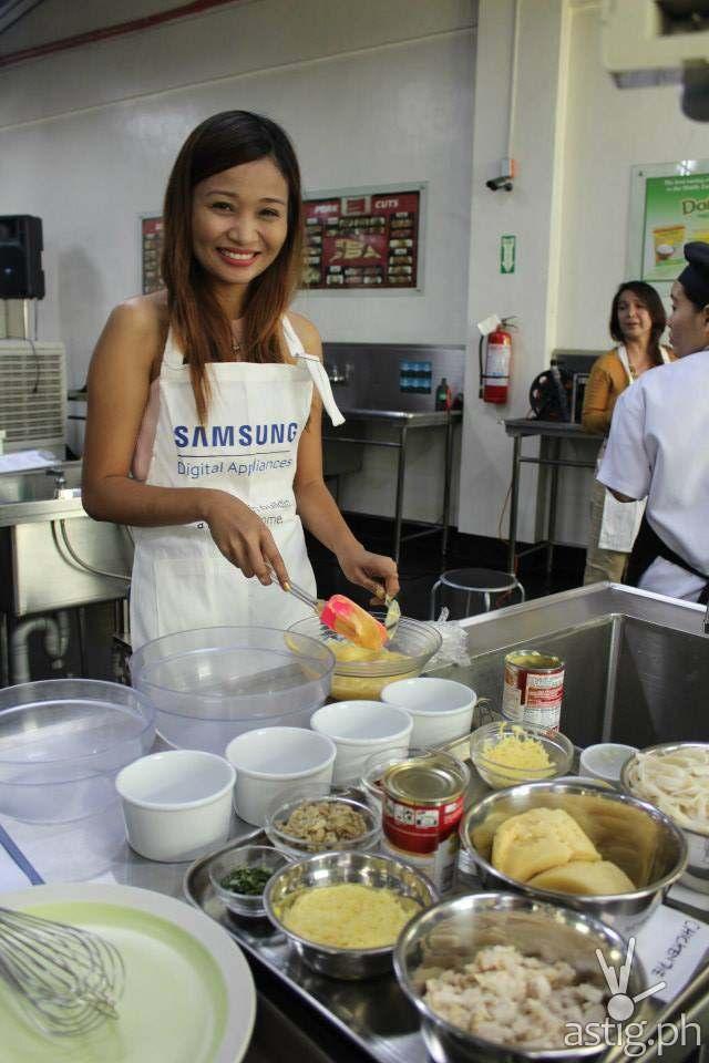 samsung cooking workshop 4