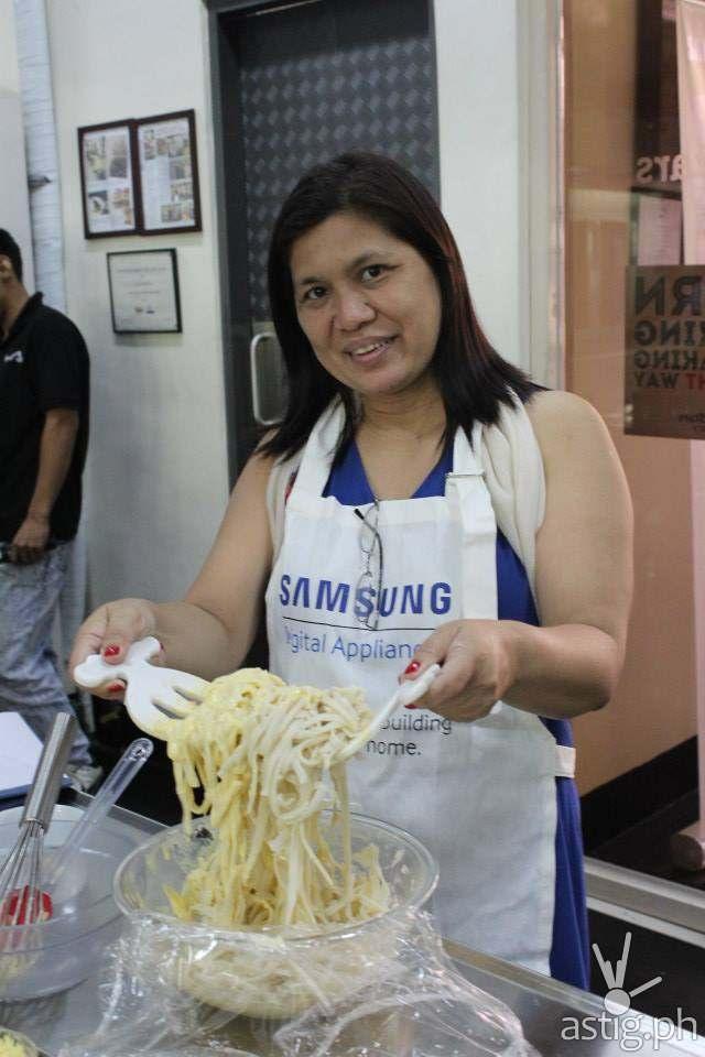 samsung cooking workshop 8