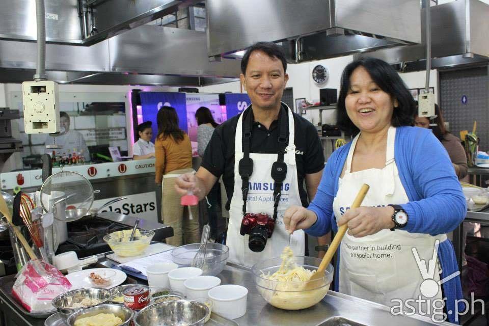samsung cooking worskhop 8