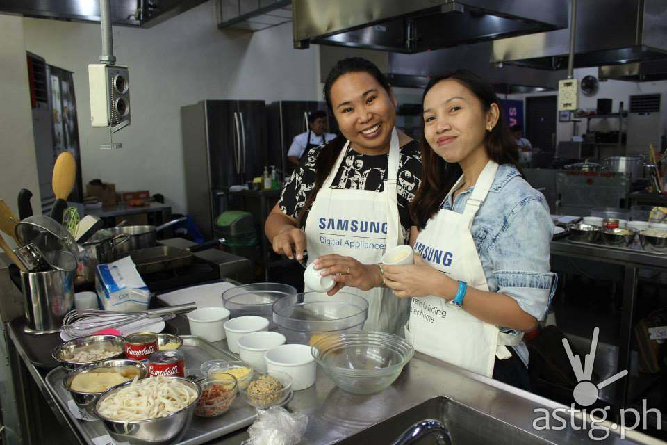 samsung cooking worskshop 5