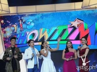 Its Showtime Animversary party at Araneta succesful